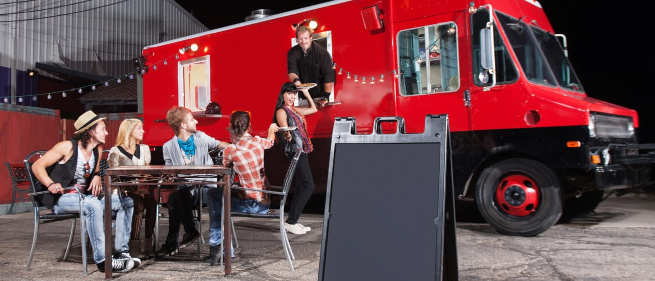 food truck financing and loans